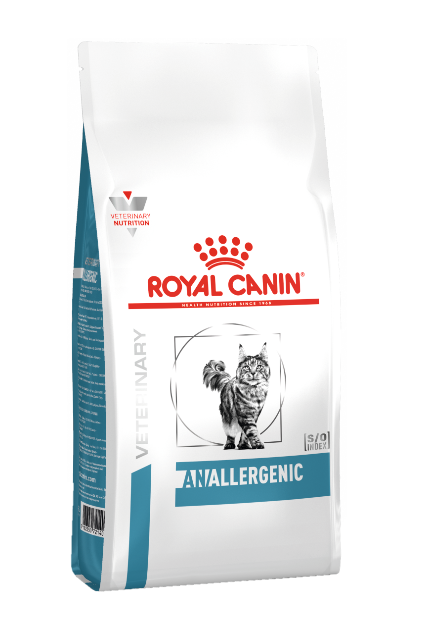 Royal Canin Anallergenic for Cat 2кг