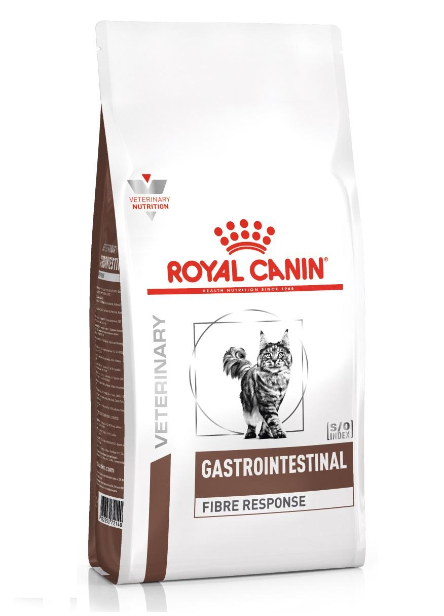 ROYAL CANIN Gastrointestinal Fibre Response for Cat 400г