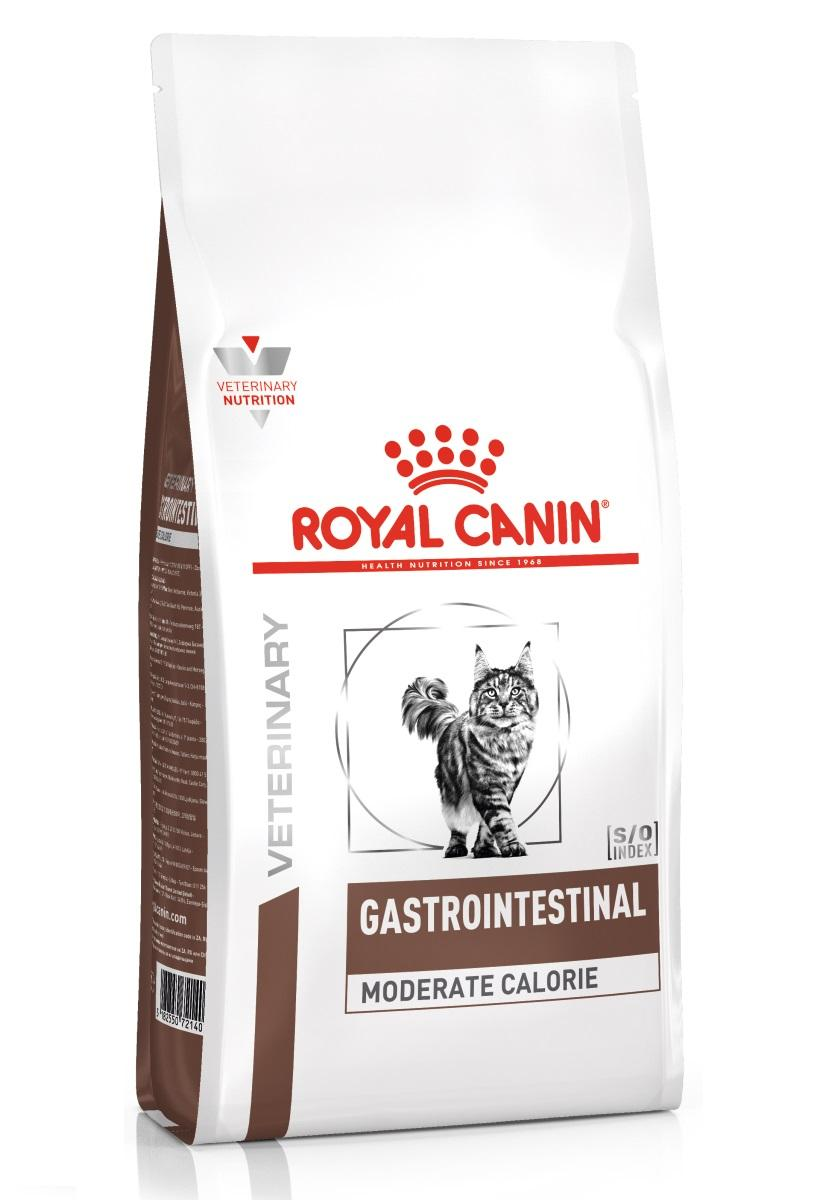 ROYAL CANIN Gastrointestinal Moderate Calorie for Cat 2кг