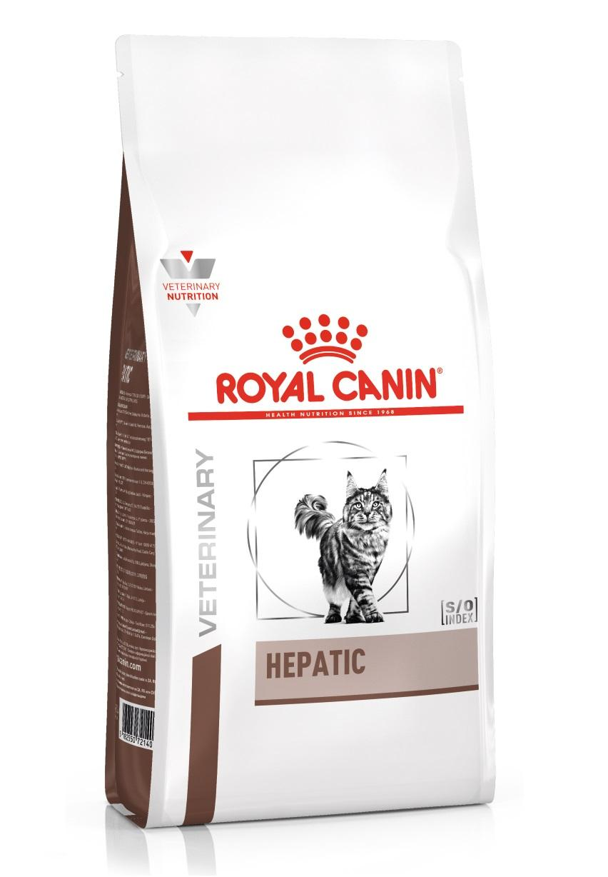 ROYAL CANIN Hepatic HF26 Feline 500г